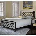 Lattice Queen-size Bed