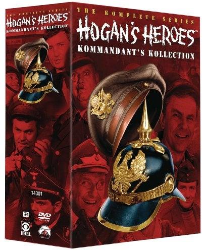 Hogan's Heroes: The Komplete Series, Kommandant's Kollection (DVD)