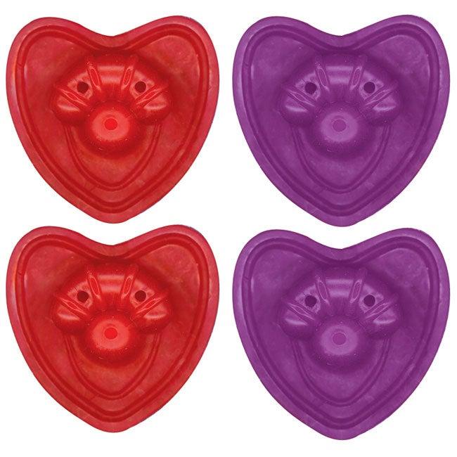Nasstoys 'Breast Stimulator Hearts' Vibrator