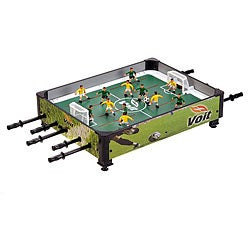 Voit Portable 33-inch Plastic Laminate Tabletop Rod Soccer Game