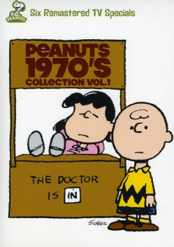 Peanuts 1970's Collection Volume 1 (DVD)