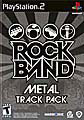 PS2 - Rock Band Track Pack: Metal