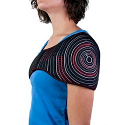 Qfiber Therapeutic Heated Body Wrap