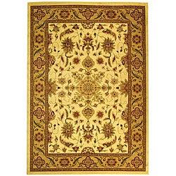 Safavieh Lyndhurst Collection Ohsak Ivory/ Tan Rug (6' x 9')