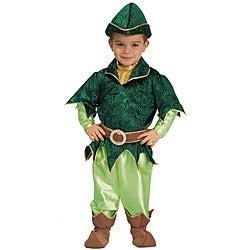 Children's Deluxe Peter Pan Costume