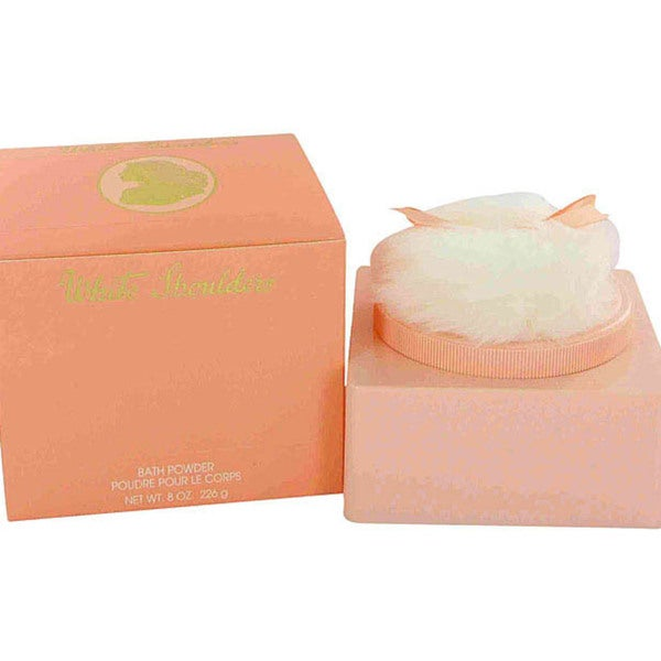 Evyan 'White Shoulders' Women's 8-ounce Bath/ Body Powder