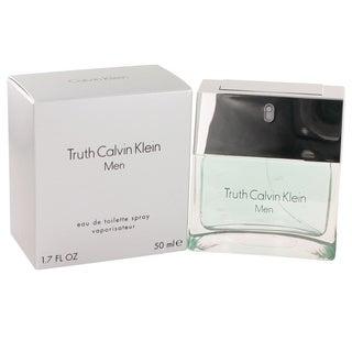 Calvin Klein Truth Men's 1.7-ounce Eau de Toilette Spray