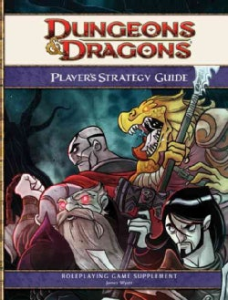 Dungeons & Dragons Player's Strategy Guide (Hardcover)