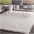 Alexa &#39;My Soft and Plush&#39; Shag Rug (8&#39; x 10&#39;)