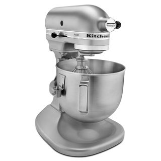 KitchenAid KSM500PSSM Silver Metallic 5-quart Pro 500 Bowl-Lift Stand Mixer
