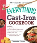 The Everything Cast-iron Cookbook (Paperback)