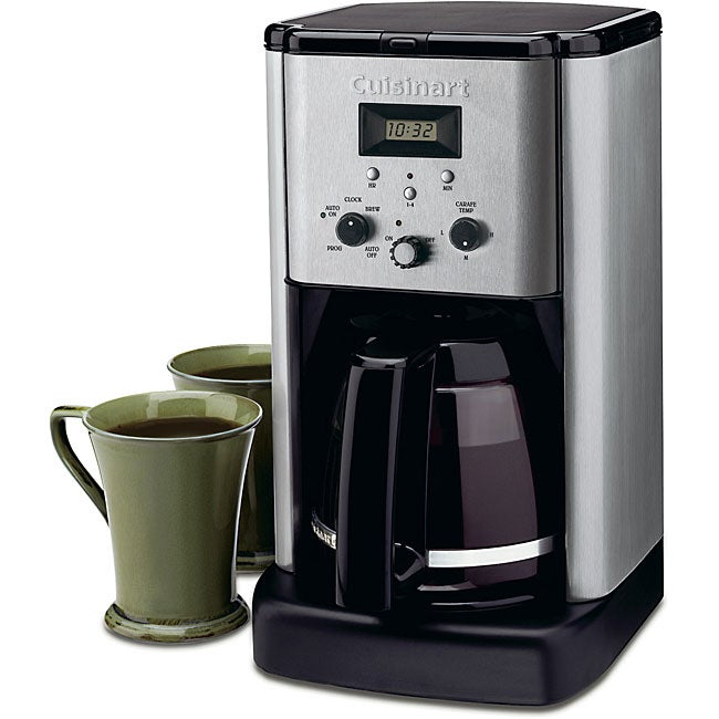 Cuisinart CBC-00FR 12-cup Coffeemaker (Refurbished)