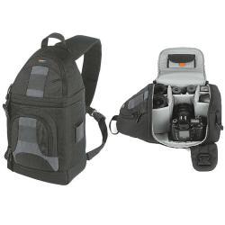 LowePro SlingShot 102 AW Black Camera Backpack