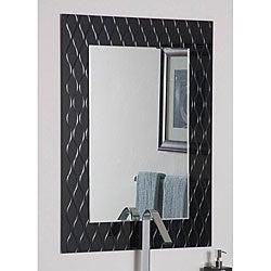 Strands Modern Wall Mirror