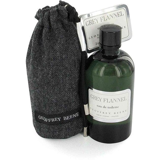 Geoffrey Beane Grey Flannel Men's 4-ounce Eau de Toilette (Unboxed) Spray