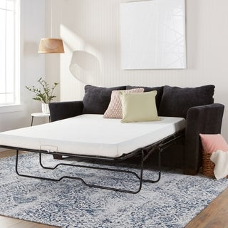 Comfort Dreams 4.5-inch Full-size Memory Foam Sofa Sleeper Mattress