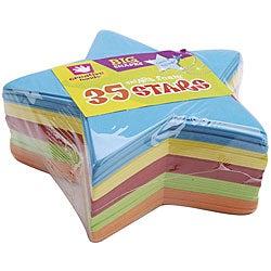 Creative Hands 'Stars' Foam Base Shapes (Pack of 35)
