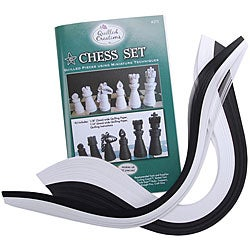 Quilled Creations 'Chess Set' Quilling Kit