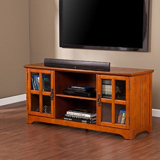 Wood Entertainment Centers - Overstock Shopping - The Best Prices ...