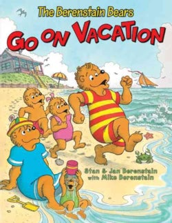 The Berenstain Bears Go on Vacation (Paperback)