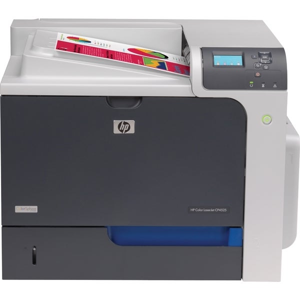 HP LaserJet CP4000 CP4525N Laser Printer - Color - 1200 x 1200 dpi Pr