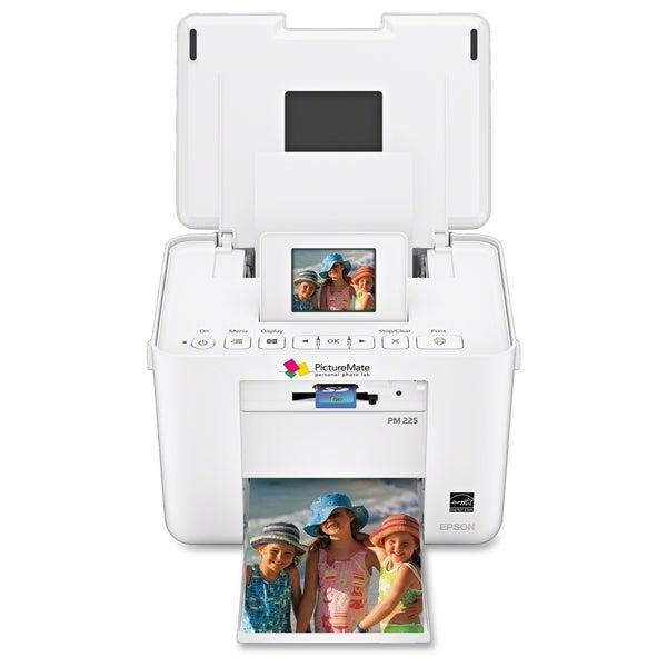 Epson PictureMate Charm PM225 Inkjet Photo Printer