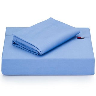 Tommy Hilfiger Nantucket Blue 3-piece Sheet Set (Twin/Twin-XL)