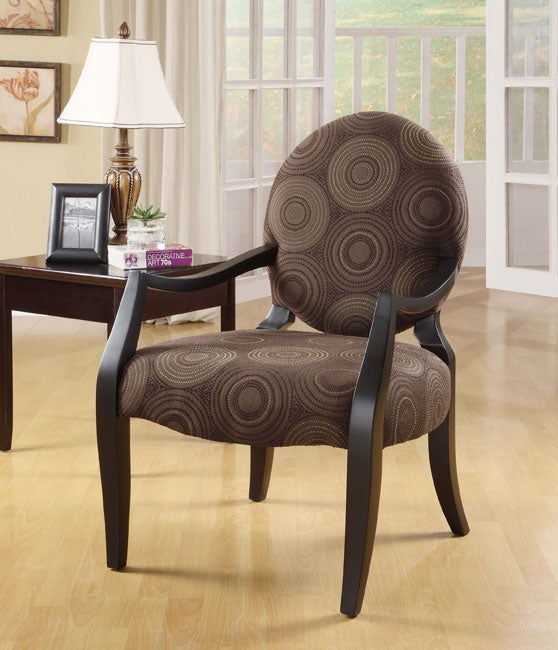 Shea Arm Chair Chocolate