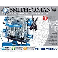 The Smithsonian Motor Works Model Engine