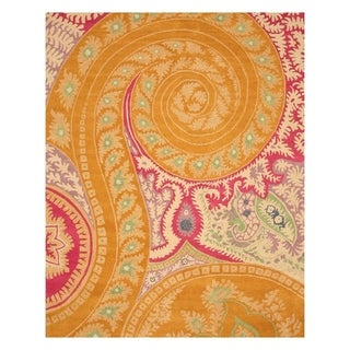 Hand-tufted Wool Rug (8' x 10')