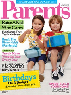 Parents, 12 issues for 1 year(s)
