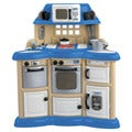 American Plastic Toys Children's Kitchen Play Set