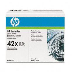 HP Q5942XD (HP 42X)  (Pack of 2)