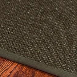 Safavieh Hand-woven Resorts Brown Fine Sisal Rug (4' x 6')