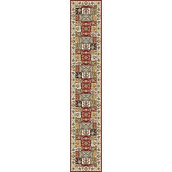 Safavieh Lyndhurst Traditional Multicolor/ Ivory Runner (2'3 x 16')