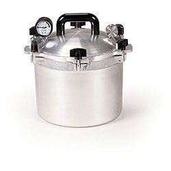 All American 910 10.5-quart Pressure Canner/ Cooker