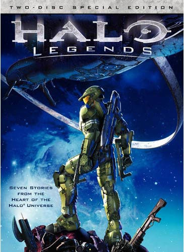 Halo Legends: Special Edition (DVD)