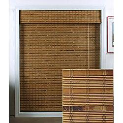 Dali Native Bamboo Roman Shade (37 in. x 54 in.)