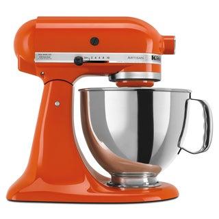 KitchenAid KSM150PSPN Persimmon 5-quart Artisan Tilt-Head Stand Mixer
