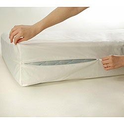 Discounted Sleeplace 4 Inch Thick Premium Memory Foam Mattress Topper Pad With Cover