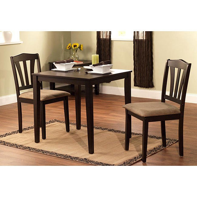 Simple Living Montego 3-piece Dining Set