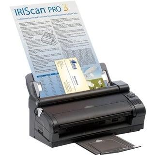 I.R.I.S. IRIScan Sheetfed Scanner - 600 dpi Optical