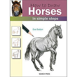 Search Press Books 'How To Draw Horses'