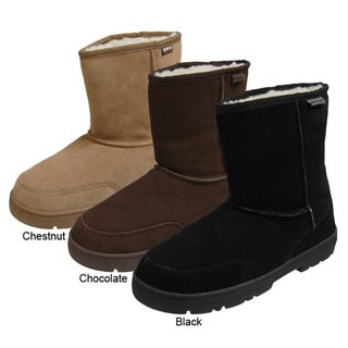 Pawz by bearpaw Men's 'Laguna' 8-inch Lug Sole Boots