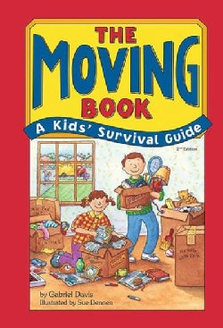 The Moving Book: A Kids' Survival Guide (Spiral bound)