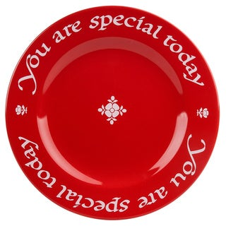 Waechtersbach 'You Are Special Today' Gift-boxed Plate and Pen