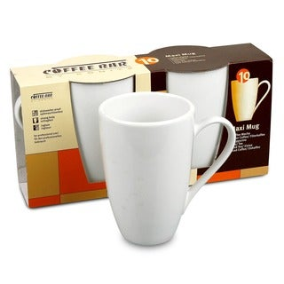 Konitz Coffee Bar 13-oz Maxi Mugs (Set of 2)