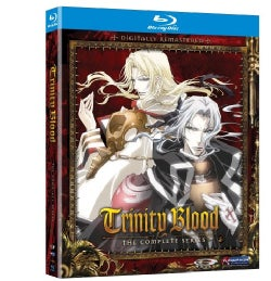 Trinity Blood: The Complete Collection (Blu-ray Disc)