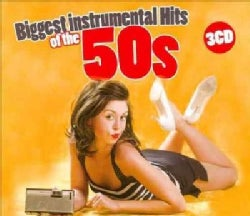 Various - Biggest Instrumental Hits Of The 50's