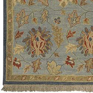 Hand-knotted Legacy New Zealand Wool Rug (2'6 x 10')